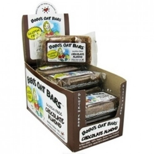 Bobo's Chocolate Almond Gluten Free Oat Bar (12x3Oz)