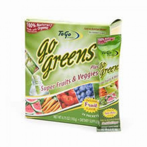 To Go Brands Go Greens (1x6 PK)