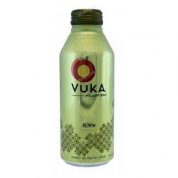 Vuka Drink Renew Mngo/Pch (12x16OZ )