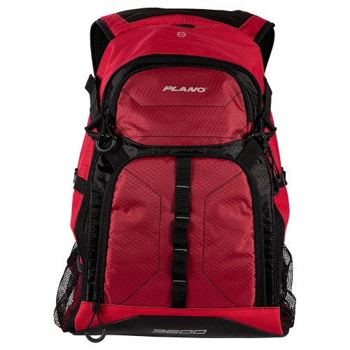 Plano E-Series 3600 Tackle Backpack - Red