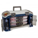 Plano Elite� Series Angled Tackle System 3700 - Blue