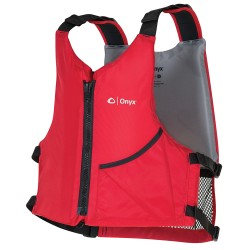 Onyx Universal Paddle Vest - Adult Oversized - Red
