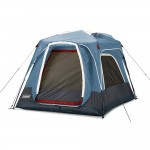 Coleman 3-Person Connectable Tent with Fast Pitch Setup - Blue