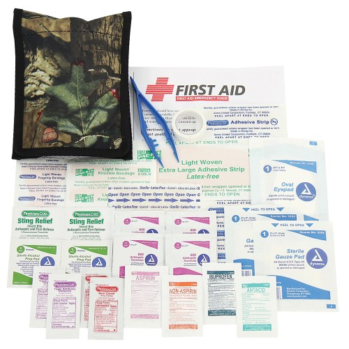 Orion Wilderness Basic First Aid Kit
