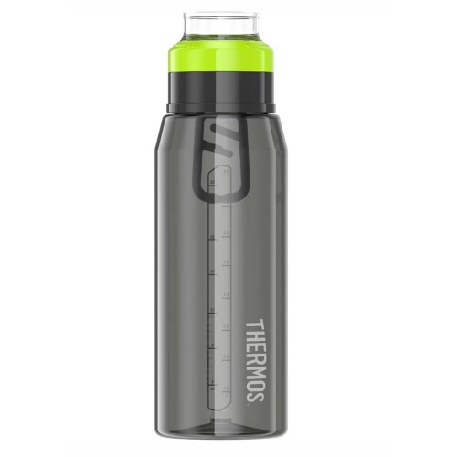 Thermos Hydration Bottle W/360° Drink Lid - 32oz - Smoke