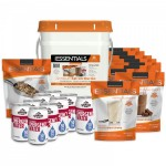 72-Hour Eat-on-the-Go Food and Water Kit - QSS Certified