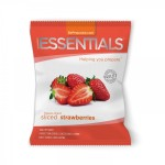 Emergency Essentials Freeze-Dried 10 Serving Strawberry Slices Pouch