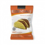 Emergency Essentials Freeze-Dried 5-Serving Beef Crumbles Pouch