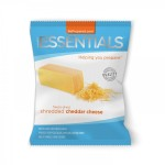 Emergency Essentials Freeze-Dried 6 Serving Shredded Cheddar Cheese Pouch