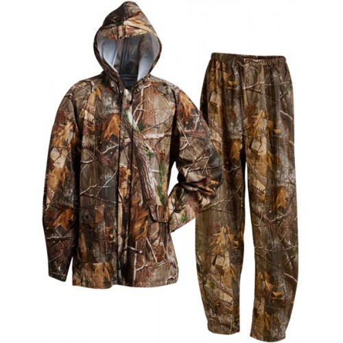 Absolute Outdoors Camo Rainsuit Realtree AP