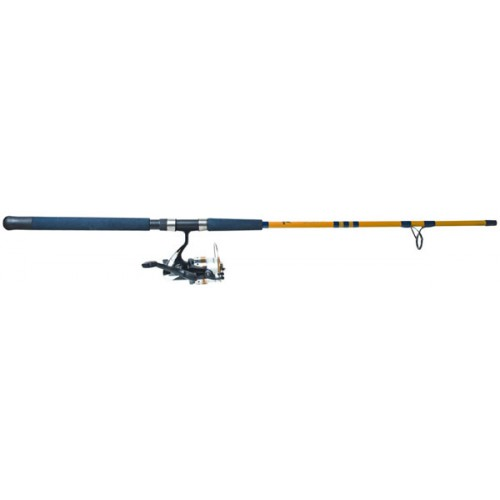 Eagle Claw Surf Beast 2-Pc. Spinning Combo