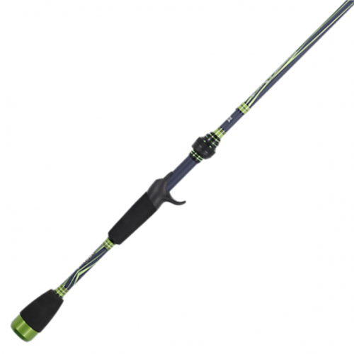 Garcia Virtual 1 Piece Casting Rod