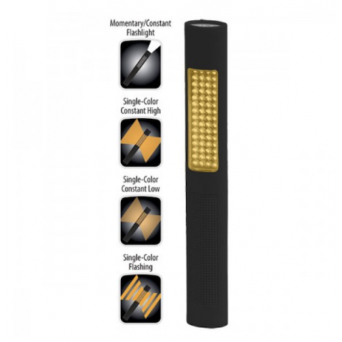 Nightstick LED A/W Safety Light 150 Lumesn- Black