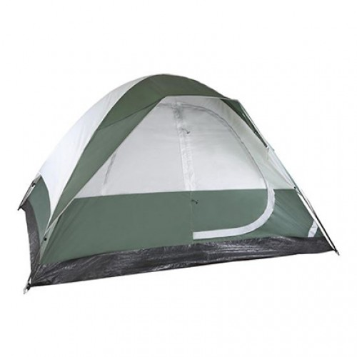 Stansport Family Tent, Green/Grey