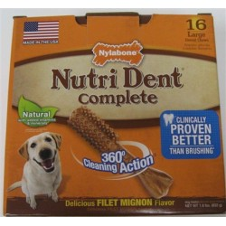 Nutrident Complete Adult Filet Mignon Medium Pantry Pack 32ct