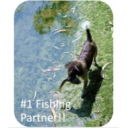 KEEP A FISHING EXPERIENCE SIMPLE-Just get outdoors with someone and enjoy!
